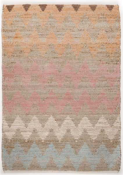 Smooth Comfort Pastel Zigzag 115 natural multi Tom Taylor