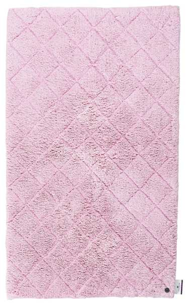 Badematte Cotton Pattern 250 Rose