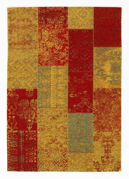Alanis Patchwork Allover 598 Multicolor