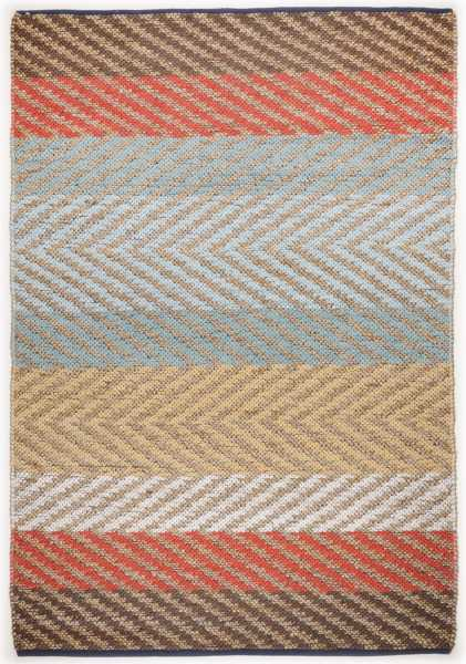 Smooth Comfort Pastel Stripes Multicolor