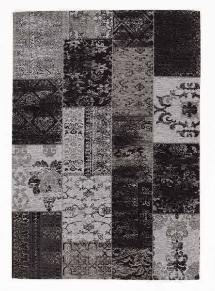 Alanis Patchwork Allover 448 Grau